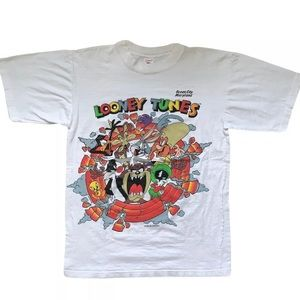 Vtg 1994 Looney Tunes Ocean City MD T-Shirt
